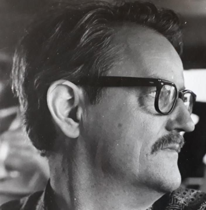 Göran Flodman 1925 - 2020