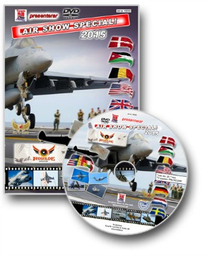 Air Show Special 2015 on DVD