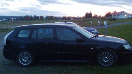 100 mil i min nya bil kändes som en liten resa till stan. Äntligen framme och får uppleva Wången!