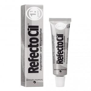 RefectoCil Ögonbrynsfärg 15ml Black 1.0 - RefectoCil Ögonbrynsfärg 15ml Black 1.0