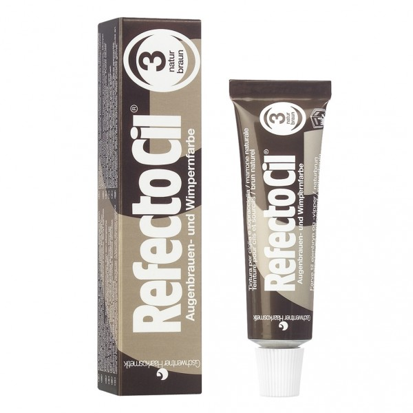 RefectoCil Ögonbrynsfärg 15ml Brun 3.0