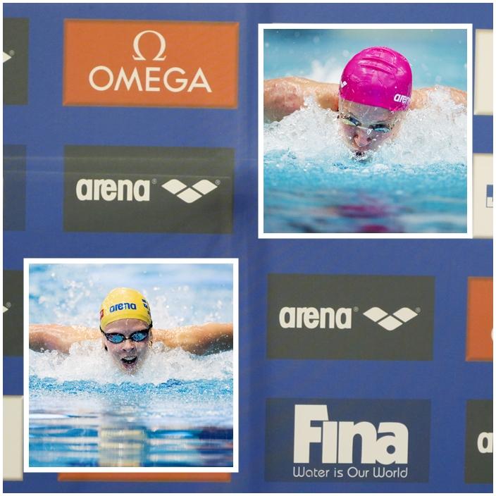 Kvällens match blir mellan Sarah Sjöström och Louise Hansson på 100m fjärilsim. Kanske två Top-5 resultat i världen den här säsongen?