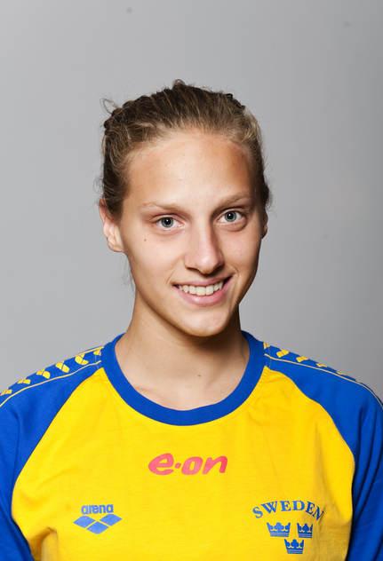 Jessica Eriksson enda svensk som gick vidare i dagens försök.