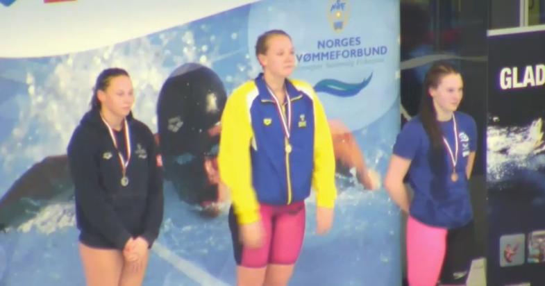 Amanda Rutqvist vann 200m bröstsim