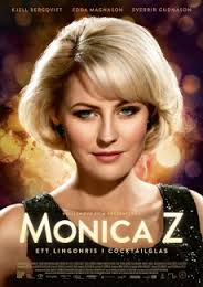 Filmkväll  Monica Z. Klicka på bilden för mer information.