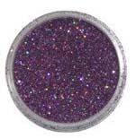 Tårtglitter - Lavendel Hologram