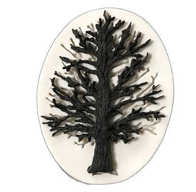 Gjutform Träd
