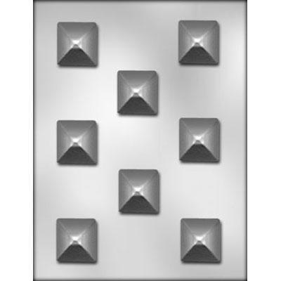 Chokladform Pyramider
