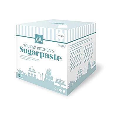 Sockerpasta Fair Trade - Vit 1kg