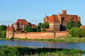 Malbork Castle From Wikimedia Commons av DerHexer