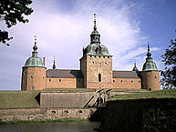 """Kalmar Castle"" av Väsk - via Wikimedia Commons"