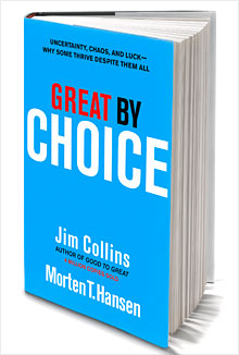 Jim Collins latest