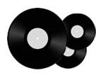 LP vinyl till CD. Ljudkassett till CD