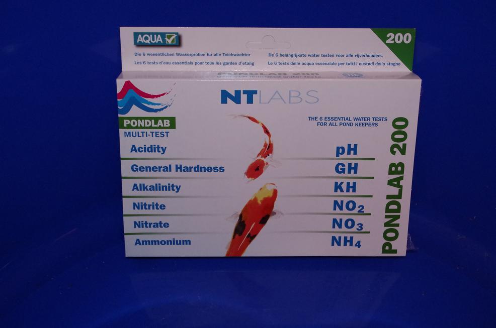 NT labs Pondlab 200