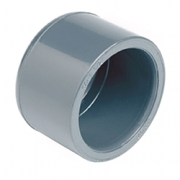 22. PVC Ändplugg 63mm