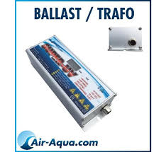 40. Ballast/trafo till Super UVC Amalgam
