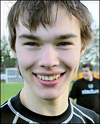 Oskar Vedin satte hälften av Medskogs fyra mål mot Lucksta.