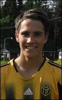 Johan Skog var mål-hungrig värre och satte fem av LuMa:s sju mål mot Wiskan.