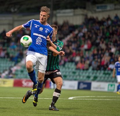 Johan Eklund, GIF Sundsvall, leder skytteligan