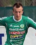 Haris Devic är ett av flera starka Svartviks-förvärv inför comebacken i division 3.