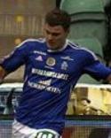 Svartviksspelaren Arwid Nyström provtränar med IFK Timrå den här veckan.