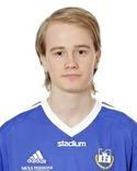 Alex Berggren gjorde Matfors 2:s mål.