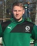 Marcus Sawert svarade för två mål och ett assist plus flera lyckade utmaningar.