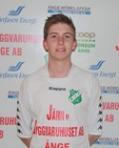 Ånges lagkapten Joakim Andersson var bäst på plan och var den som avslutade dagens målskytte.