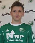 Yaroslav Voloshyn avslutade årets målskytte för Östavall med att kvitterat till 1-1 på straff.