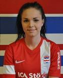 Anna Edin gjorde två mål och lirade fram till ett när Stöde besegrade Selånger.