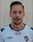 Pär Malmberg, en av två 37-åriga målgörare för IFK Sundsvall idag.