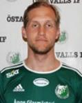 "Östavalls Andreas ""Linkan"" Lindqvist belade tredjeplatsen i treans skyttetopp."