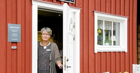 gunnel, hantverksbutik, Ullared, Gällared