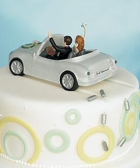 Cake top - Bilfärden