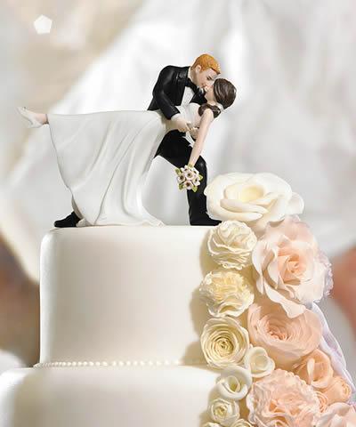 cake top romantisk dip