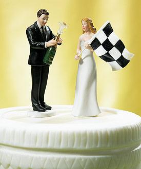 Cake top - På mållinjen