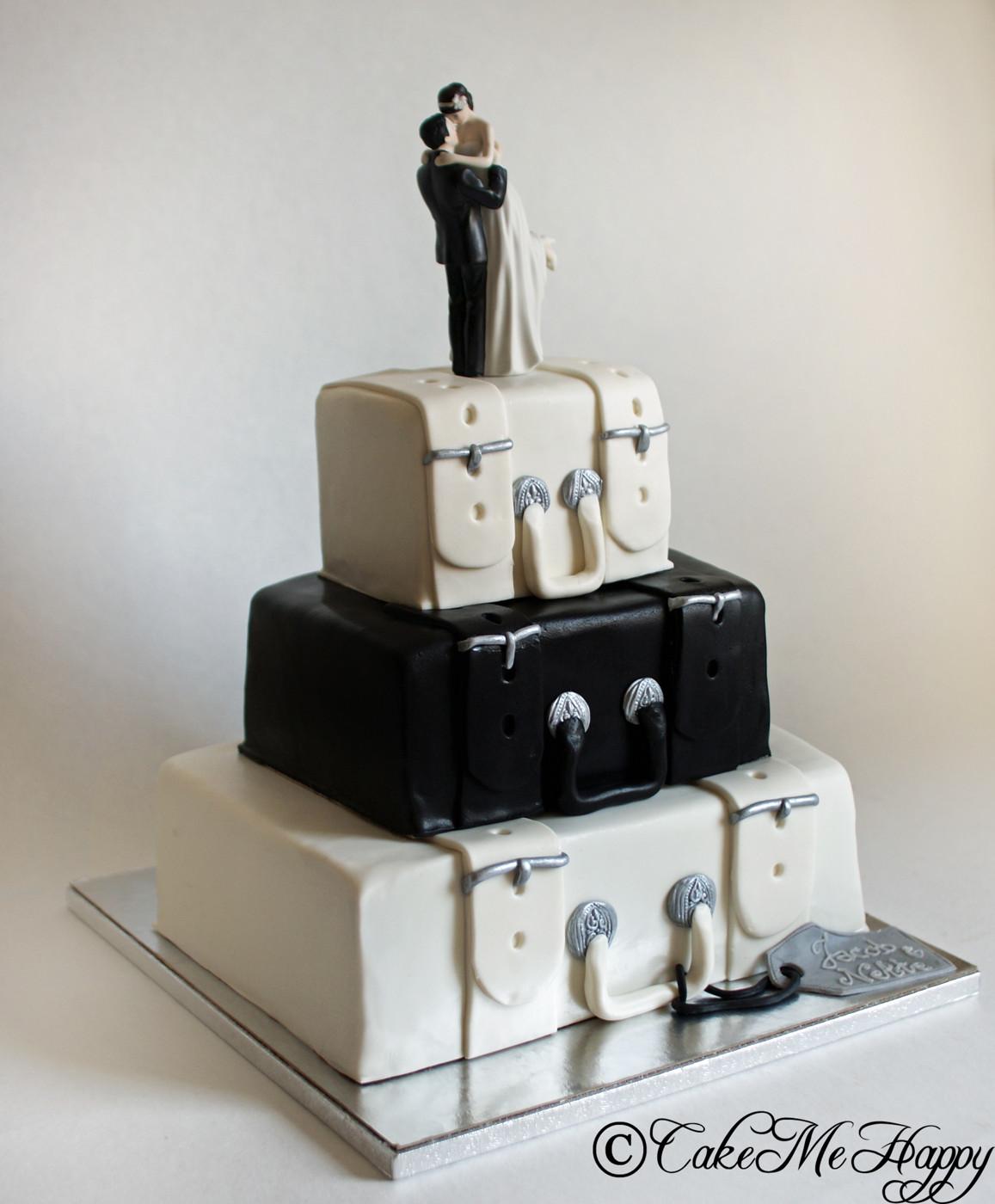 cake topper Sann Kärlek