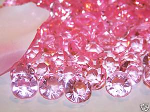 10 mm diamanter - Rosa