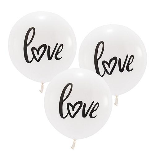 Ballong LOVE