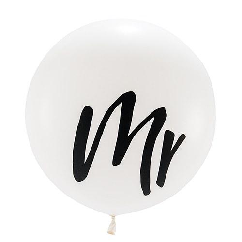 ballong stor MR