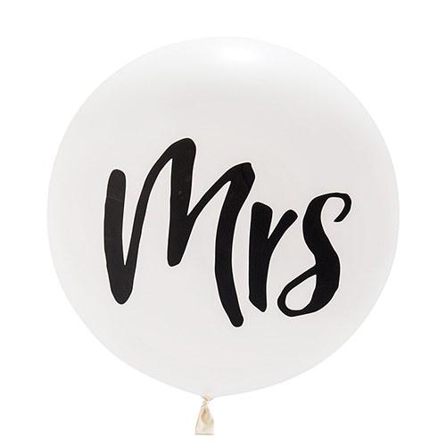 ballong stor MRS