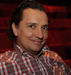 Teaterchef Roger Westberg