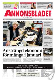 Länk till Annonsbladet Dalarna