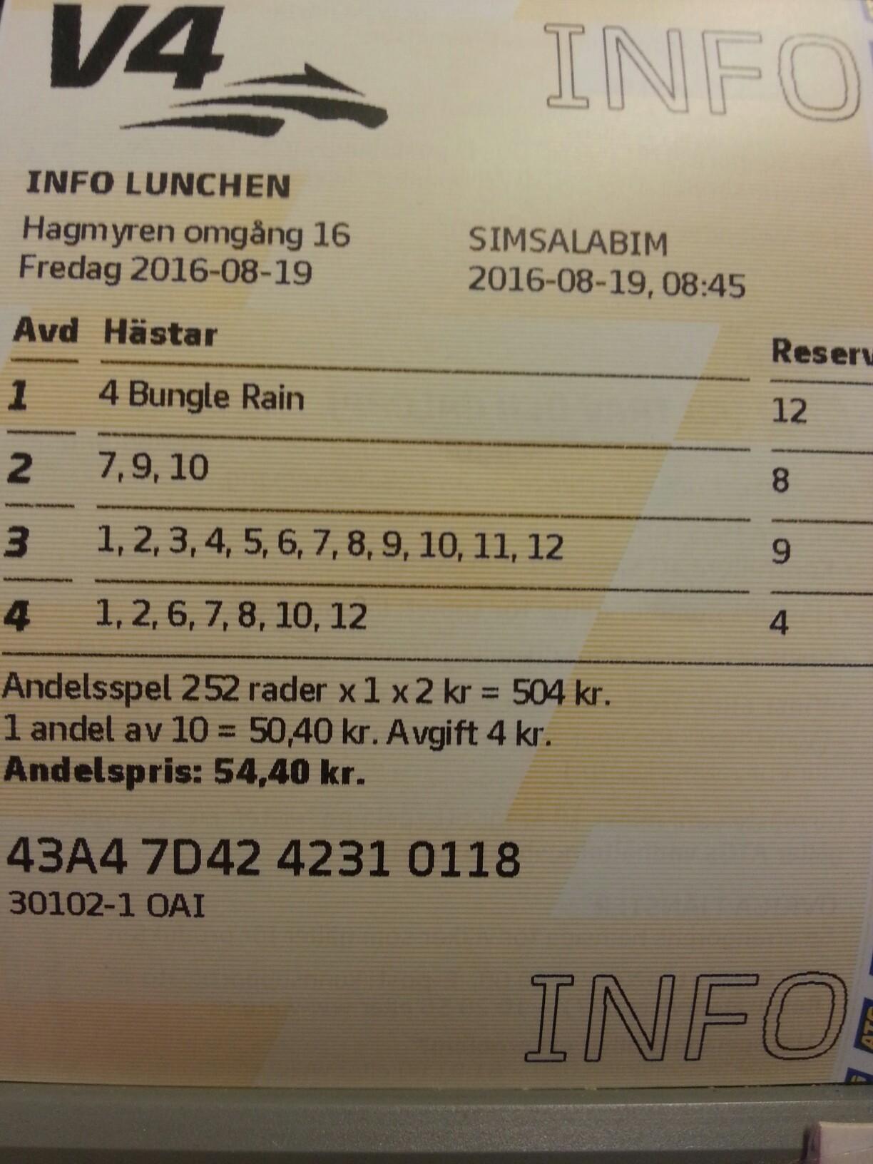 huvudvärk illamående yrsel feber Dagens trav lunch o bäst i test råd och  rön kattmat kväll 021bc47536b4d