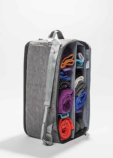 Smartpack Exclusive Innside skrå barnehagebag weekendbag treningsbag lekekasse
