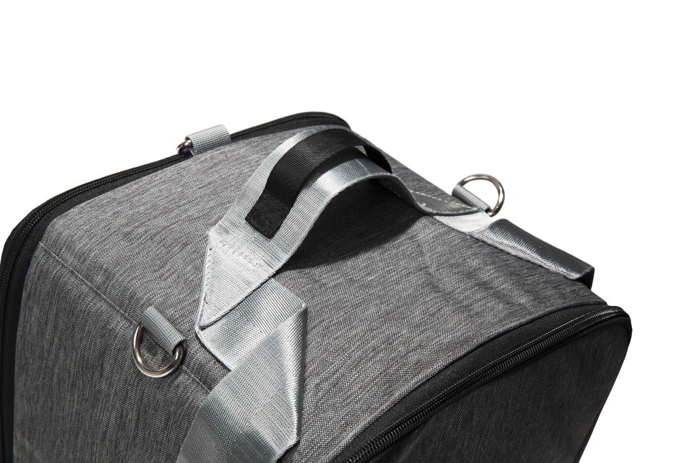 Smartpack Exclusive detaljer barnehagebag weekendbag treningsbag lekekasse
