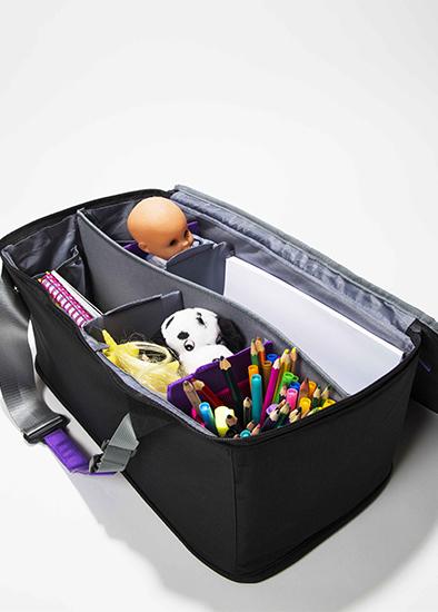 Smartpack Lekekasse barnehagebag weekendbag treningsbag