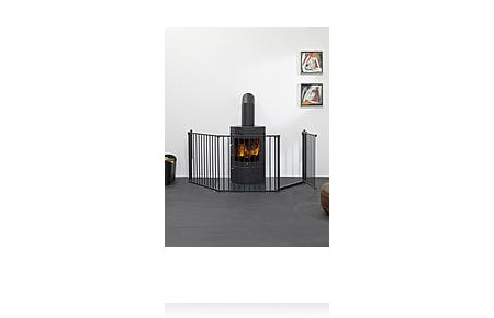 56816 Configure XL Hearth gate - Flex XL no child door  at side and open