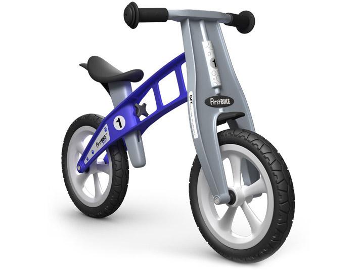 Firstbike basic blå