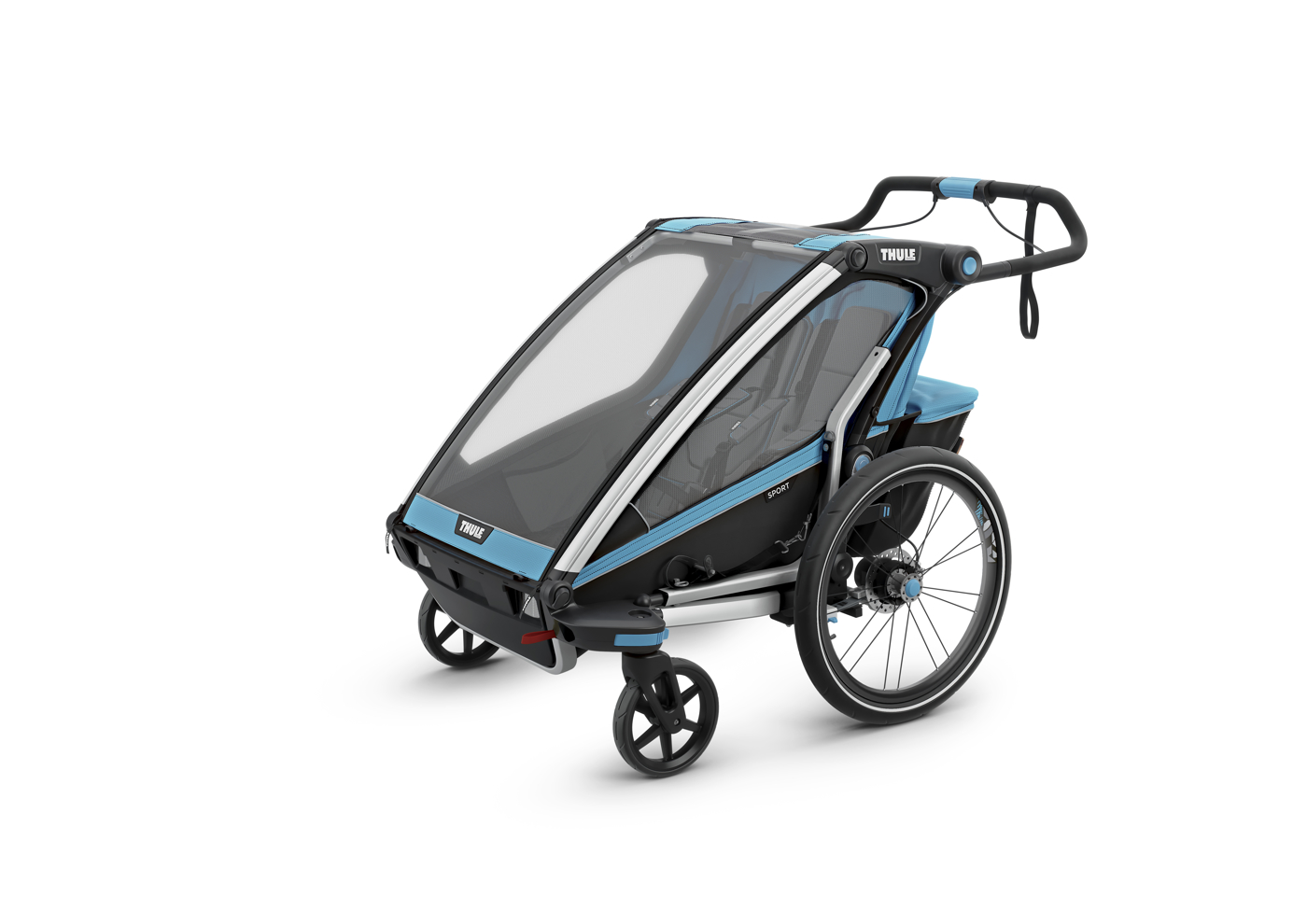 Thule_Chariot_Sport2_ThuleBlue_Strolling_ISO_10201003
